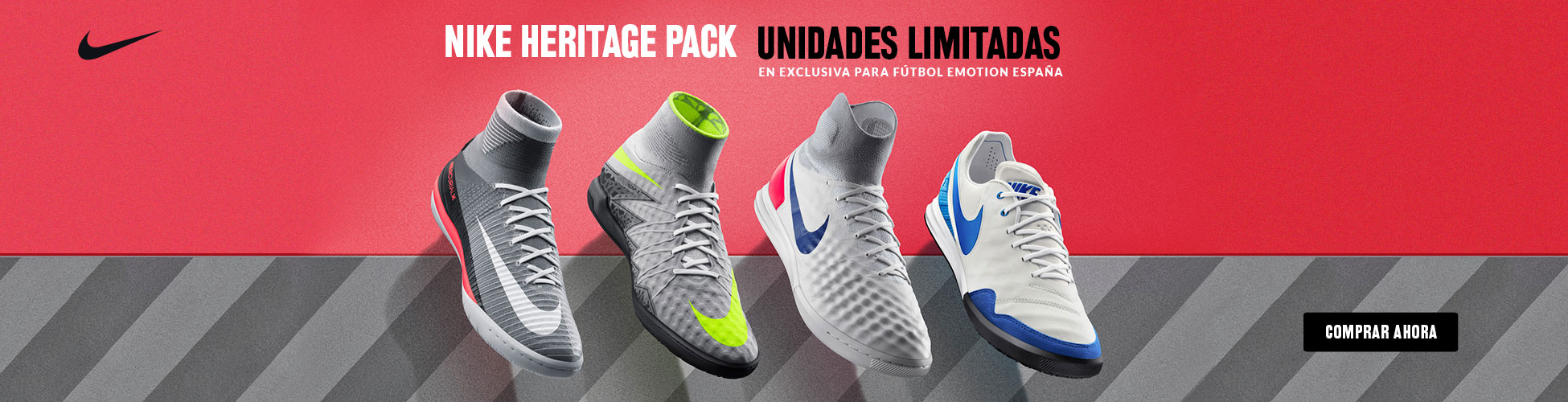 Heritage Pack ES