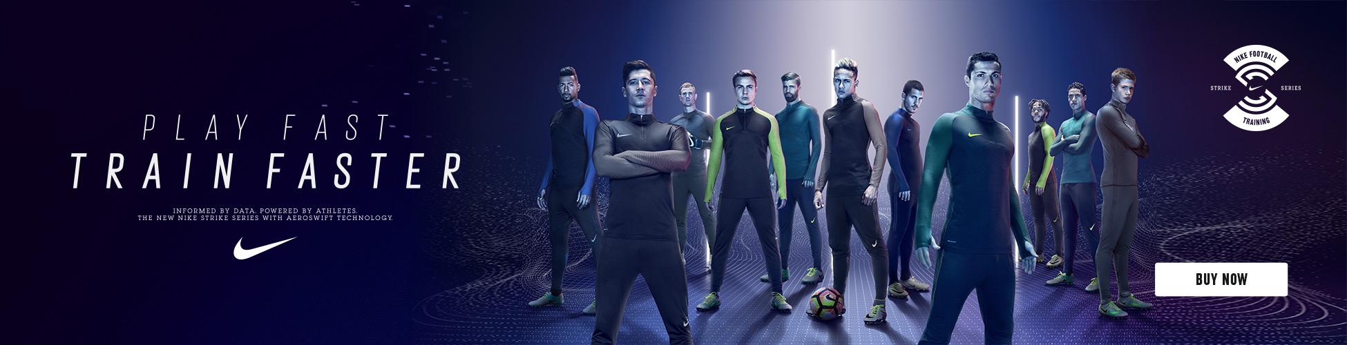Training Nike (solo textil) EN