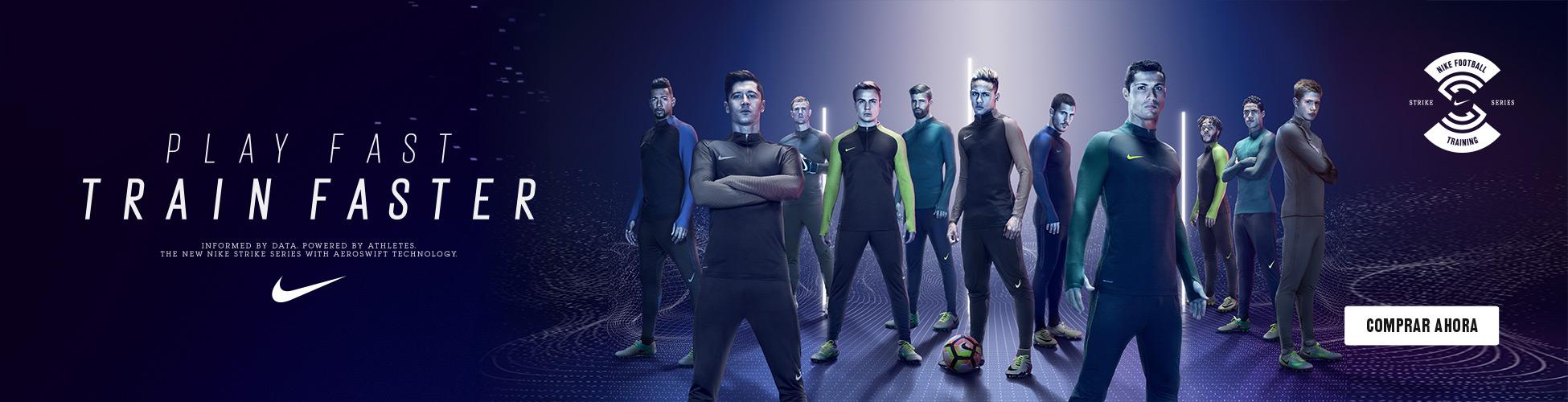 Training Nike ES