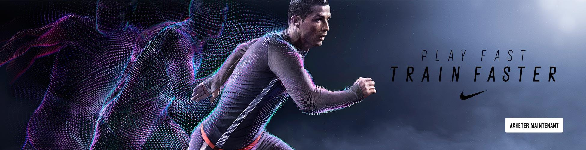 Nike Training Permamente equipaciones FR