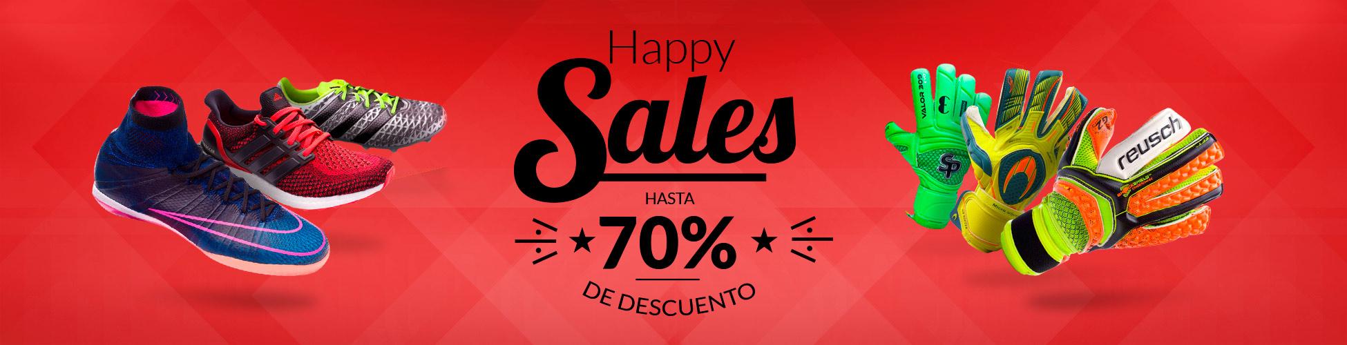 HAPPY SALES ES