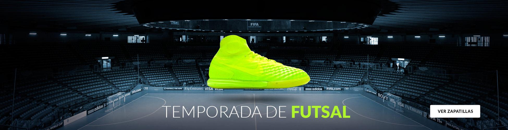 Temporada Futsal ES