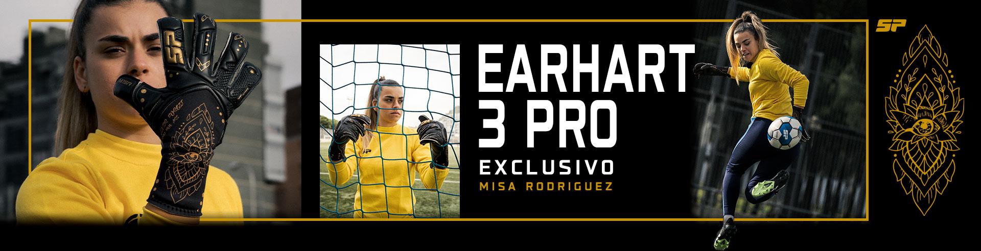 SP EARHART 3 PRO MISA RODRIGUEZ DICIEMBRE 2020 GUANTES