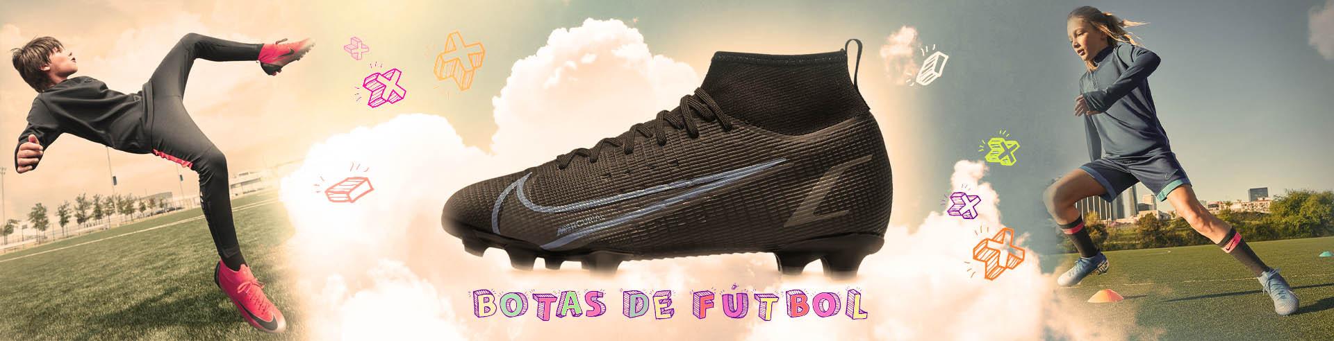 Botas de fútbol Niños ES