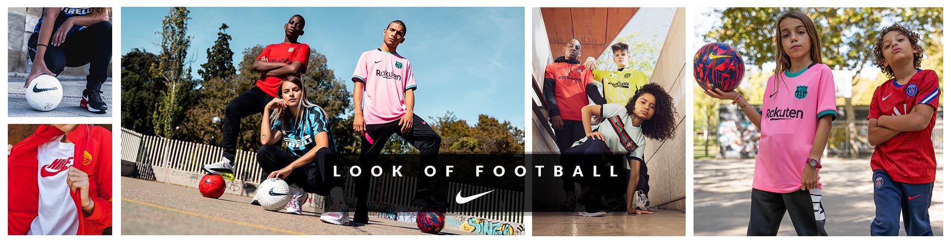 NIKE LOOK OF FOOTBAL NOVIEMBRE 2020