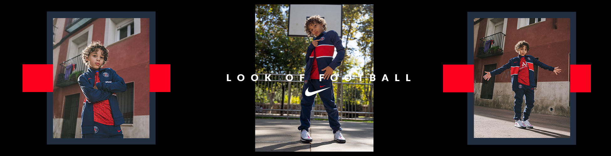 NIKE LOOK OF FOOTBAL NOVIEMBRE 2020 FR