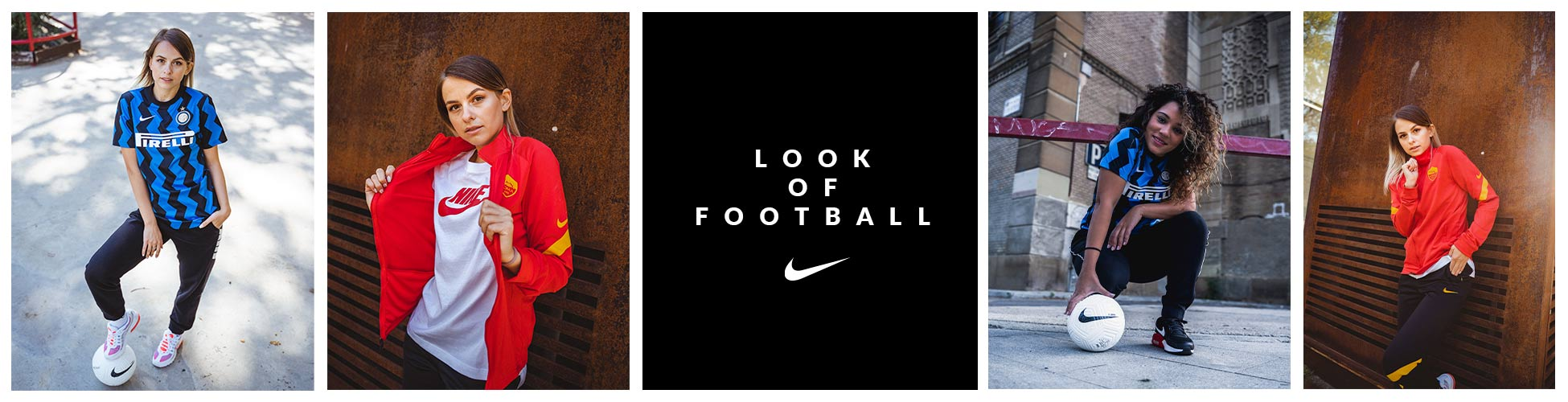 NIKE LOOK OF FOOTBAL NOVIEMBRE 2020 IT
