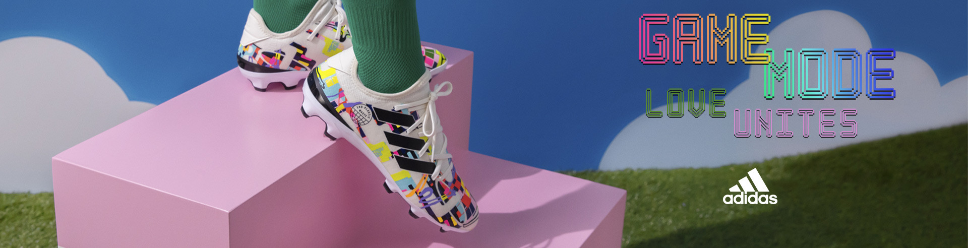 ADIDAS GAMEMODE PACK MAYO 2021