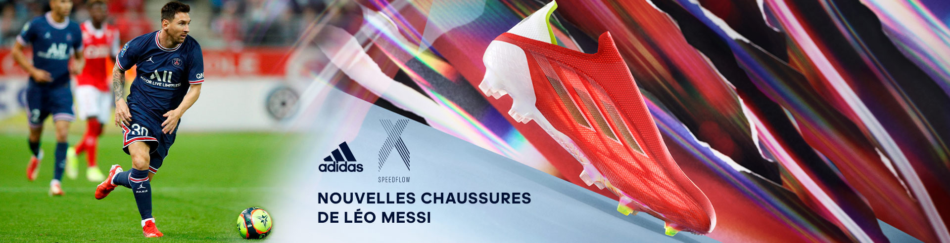ADIDAS MESSI NEW BOOTS FR SEPTIEMBRE 2021