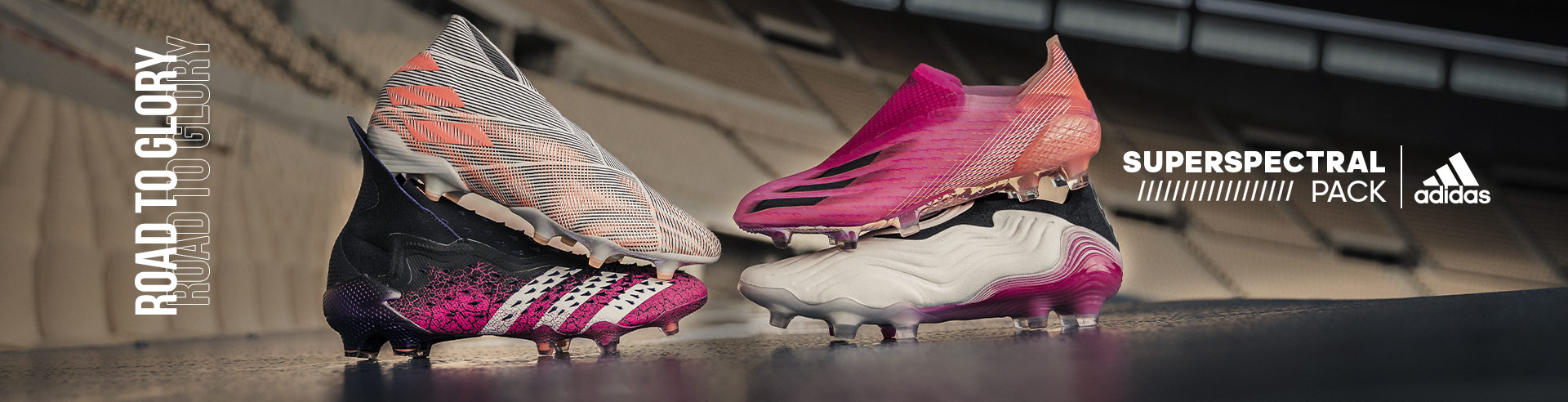 ADIDAS SUPERSPECTRAL PACK ABRIL 2021