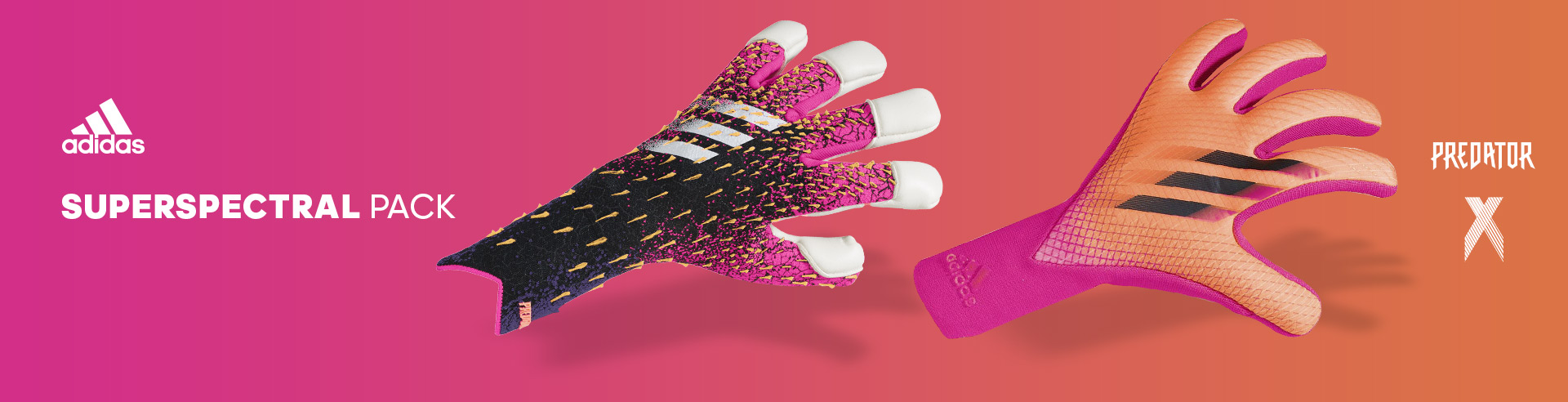 ADIDAS SUPERSPECTRAL PACK GUANTES ABRIL 2021