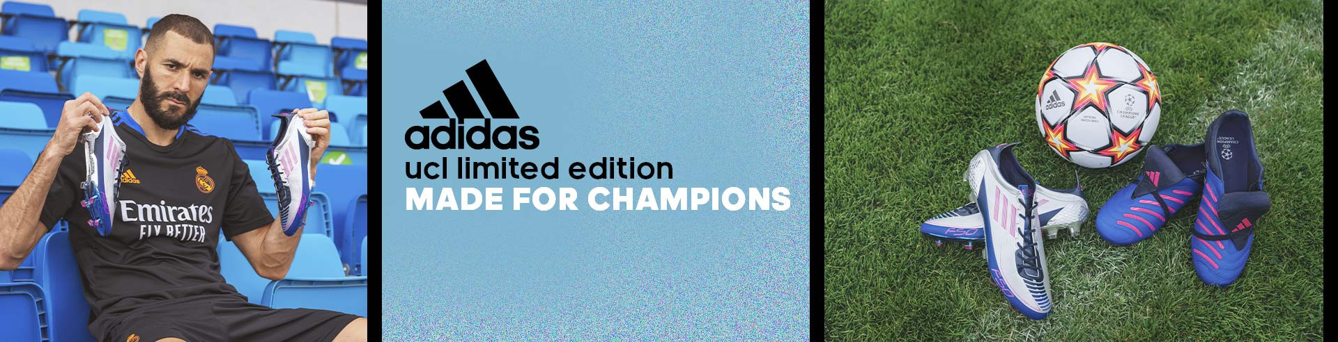 ADIDAS UCL LIMITED EDITION