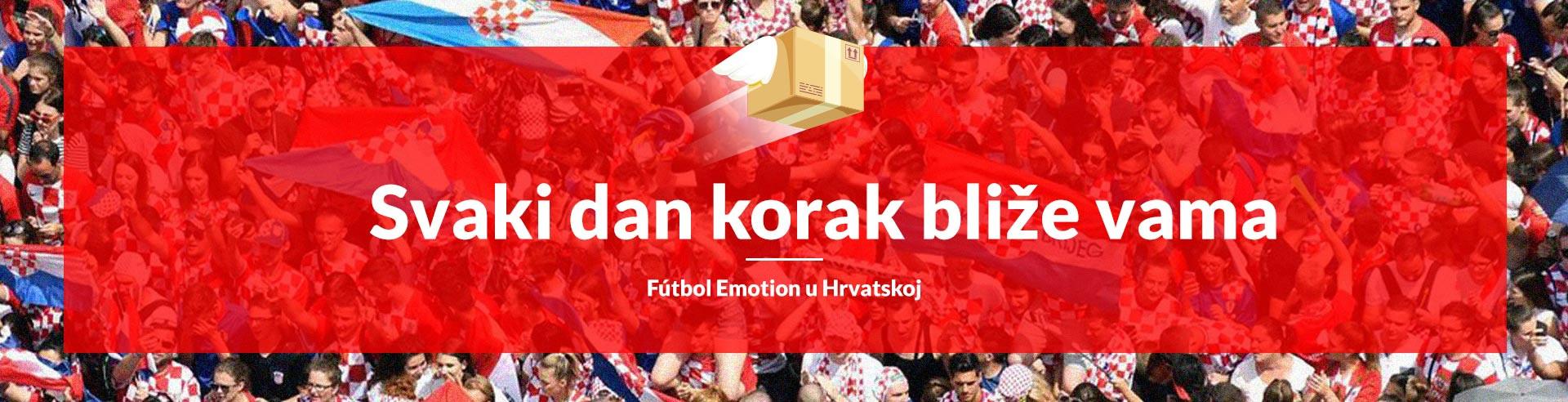 Fútbol Emotion u Hrvatskoj