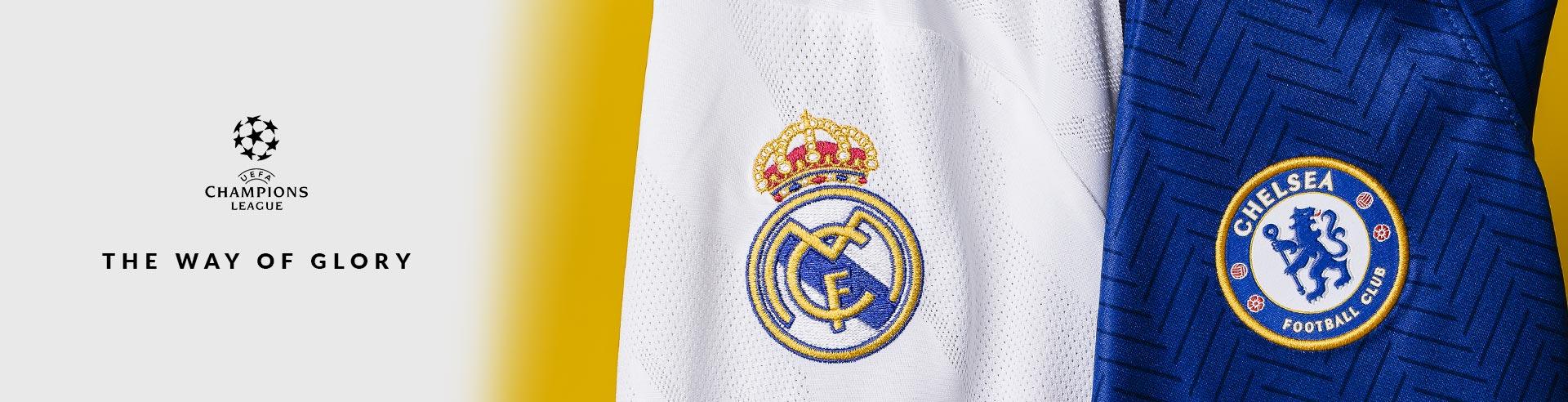 CHAMPIONS SEMIFINAL REAL MADRID CHELSEA