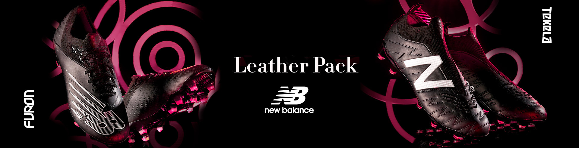 NB LEATHER PACK