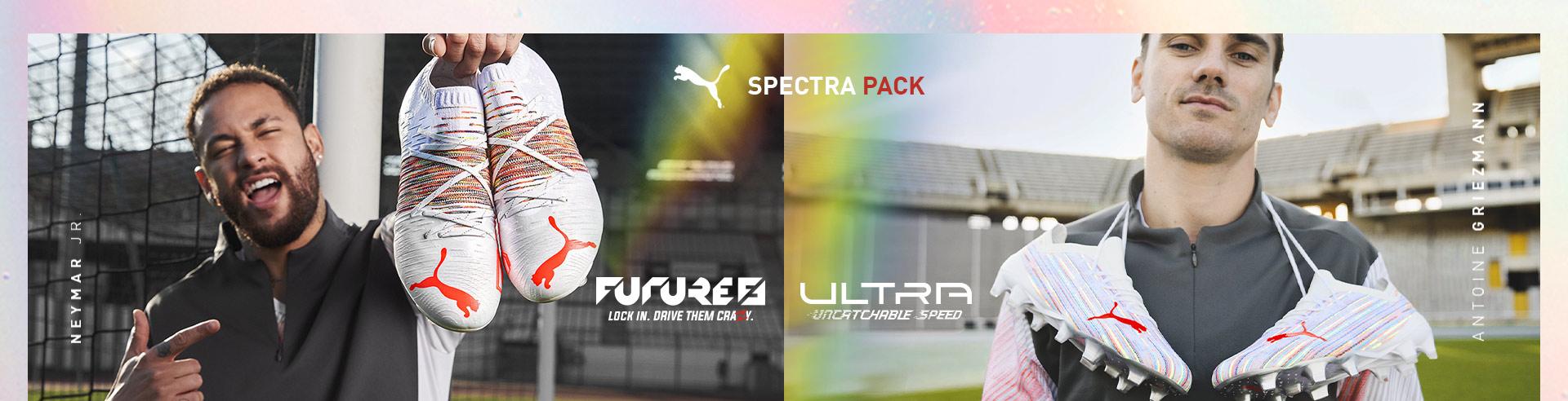 PUMA SPECTRA PACK ABRIL 2021