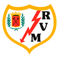 Camisolas e equipamentos do Rayo Vallecano