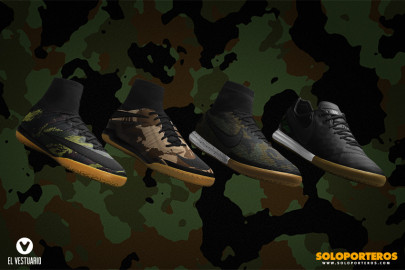 NikeFootballX Camo Pack