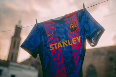 Nueva Tercera equipación del FC Barcelona