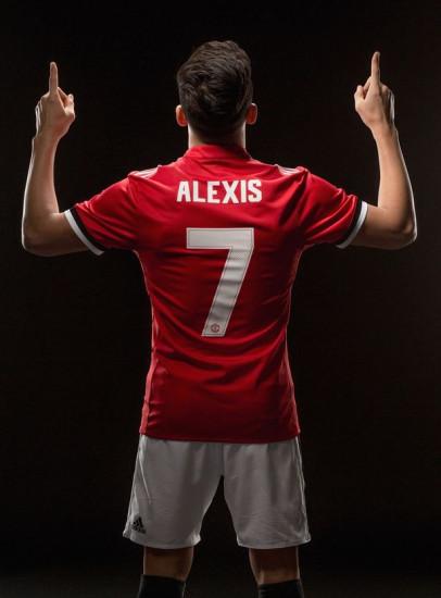 Alexis Sánchez: the 7 legacy