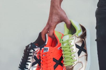 La scarpa da calcetto Munich Continental V2