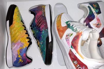 Le scarpe personalizzate di Ricardinho