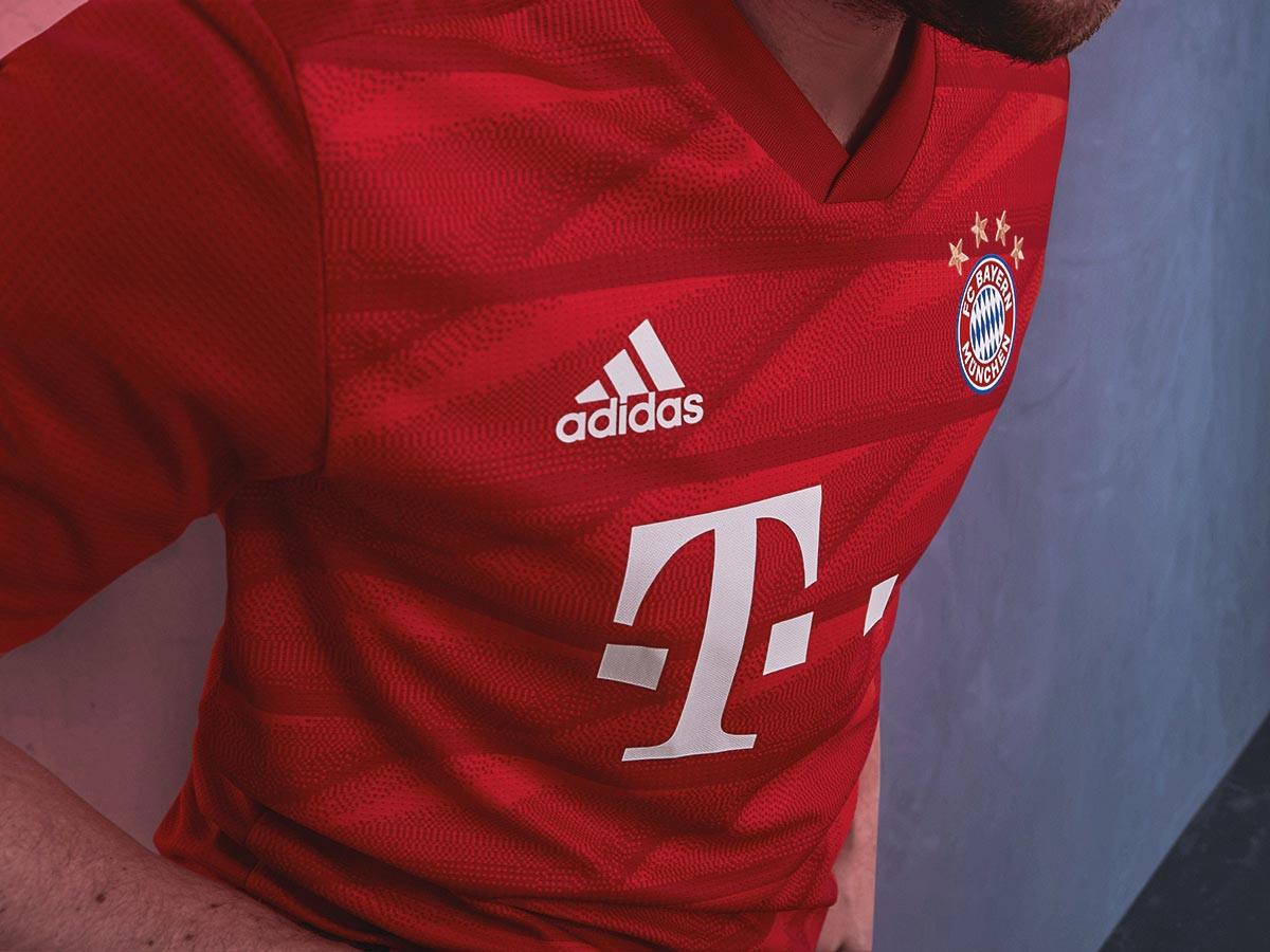 La maglia del Bayern Monaco per la stagione 2019/2020 - Blog ...