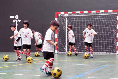 Mejores zapatillas de fútbol sala para niños con velcro