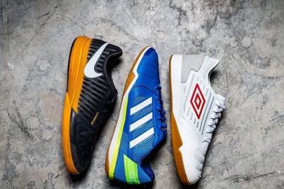 Top 3 de sapatilhas de futsal para a próxima temporada