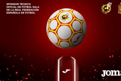 Nuevo balón Joma Playoff de futsal