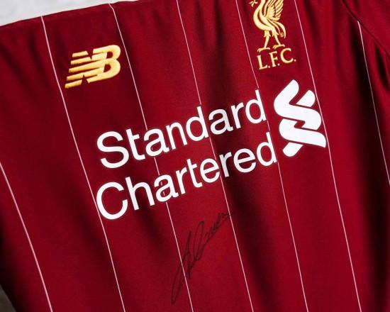GIVEAWAY New Balance: Liverpool