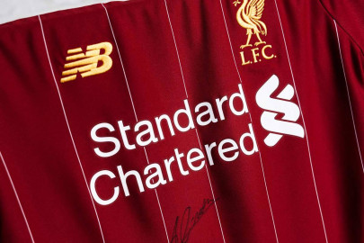 GIVEAWAY New Balance: Liverpool