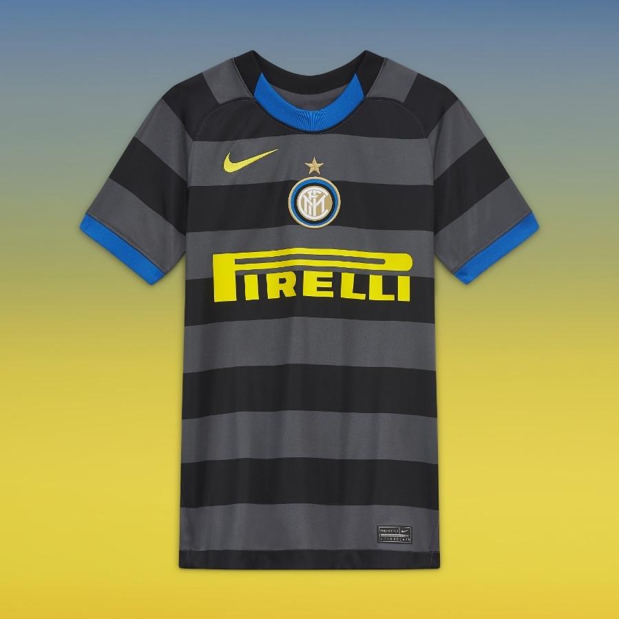 La nuova terza maglia dell'Inter e della Roma - Blog - Fútbol Emotion