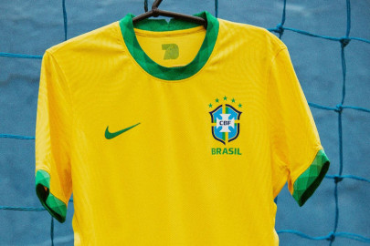 Nuevas equipaciones de la selección de Brasil