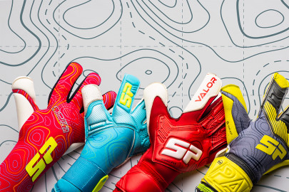 Nuevo pack de guantes SP Heat Map