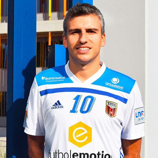 Jugador Fútbol Emotion Zaragoza