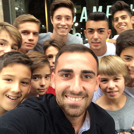 Conoce a Paco Alcacer