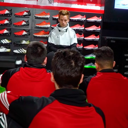 Evento Adidas con Ivan Rakitic