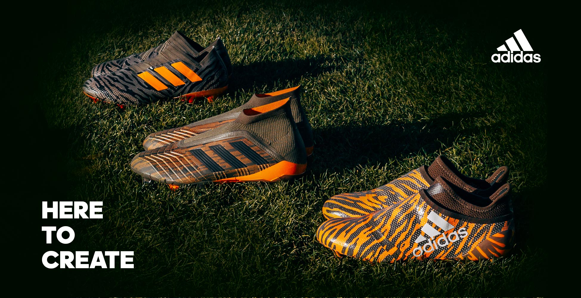 the latest 4fc97 f0f28 ADIDAS LONE HUNTER
