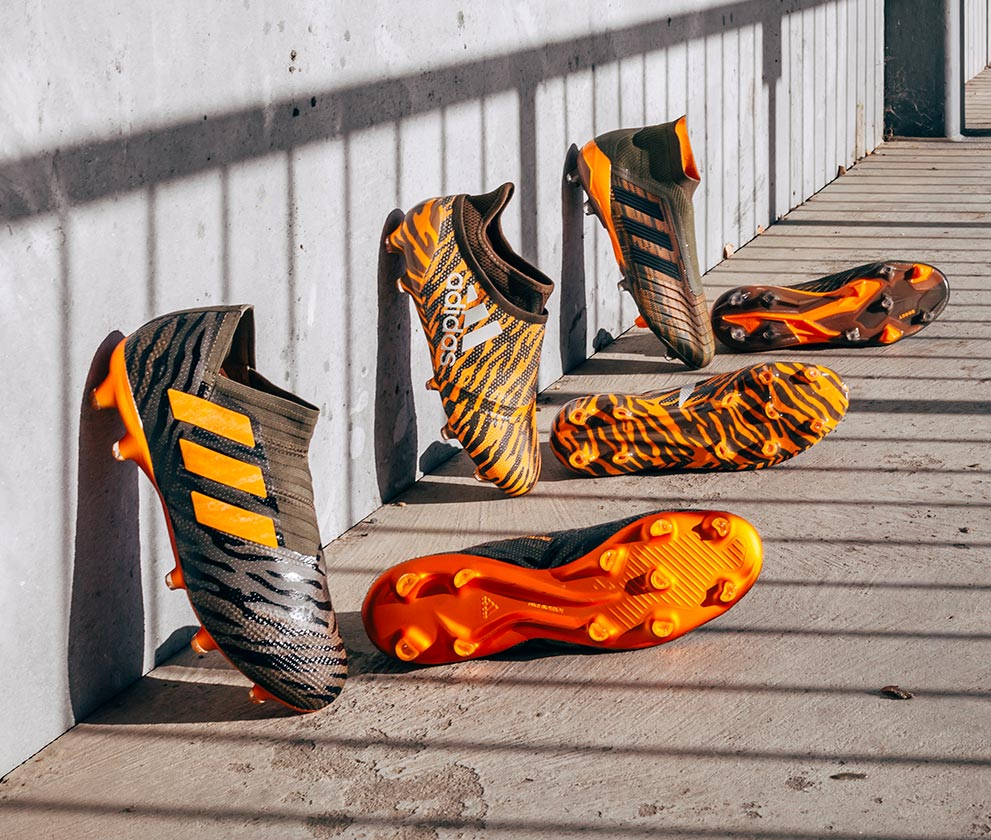 bcfa5cb0d5ba ADIDAS LONE HUNTER. The German brand is begining the year by launching a  new collection called