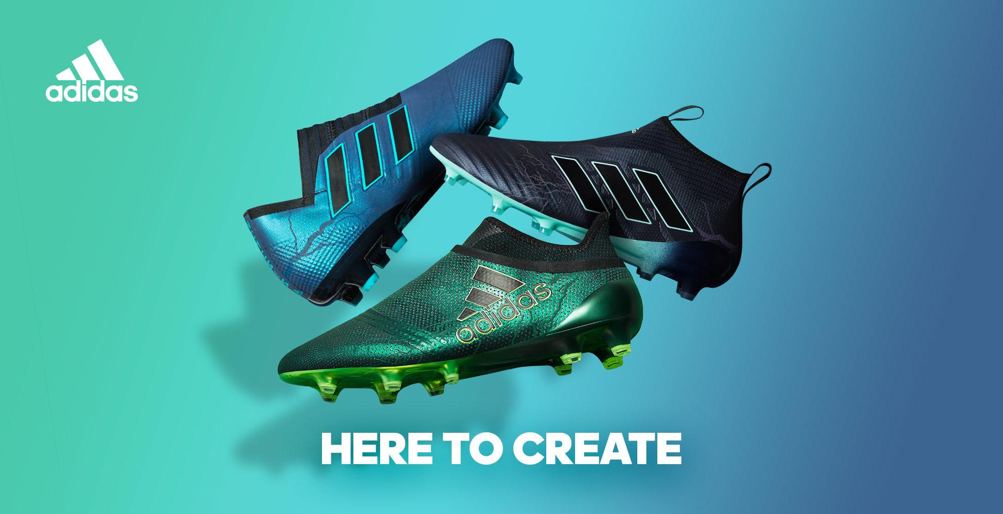 minorista online sombras de excepcional gama de colores adidas Thunder Storm - Football store Fútbol Emotion