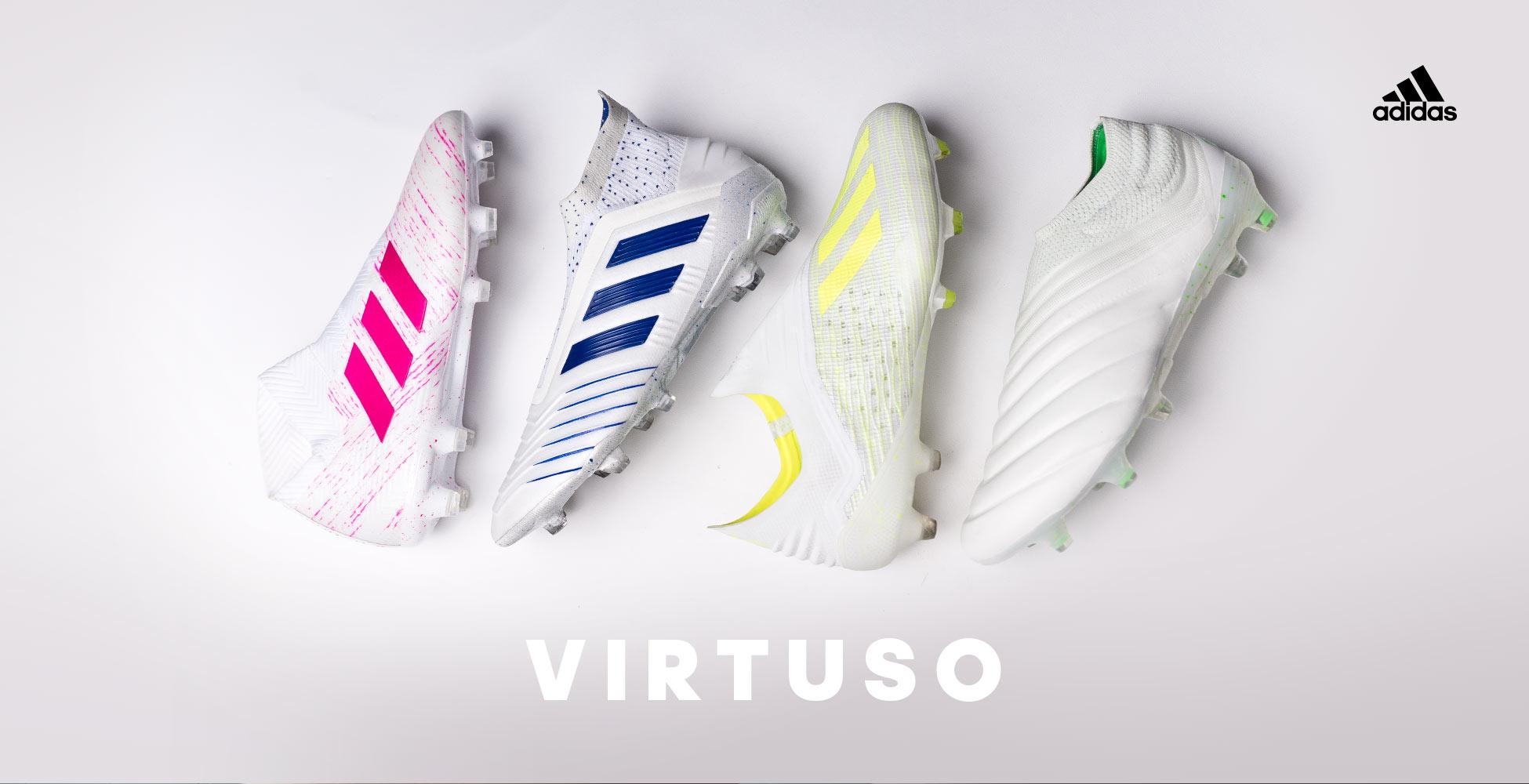 adidas Virtuso Negozio di calcio Fútbol Emotion