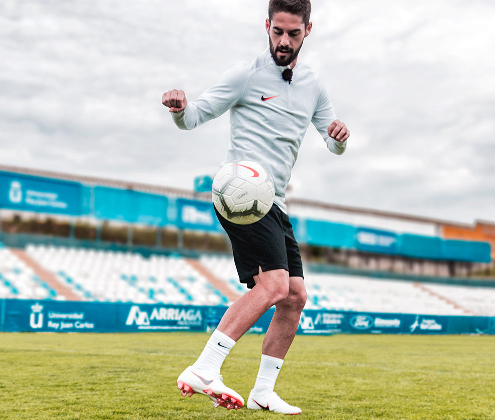 Resolver Para llevar diario  Nike Just Do It isco - Football store Fútbol Emotion