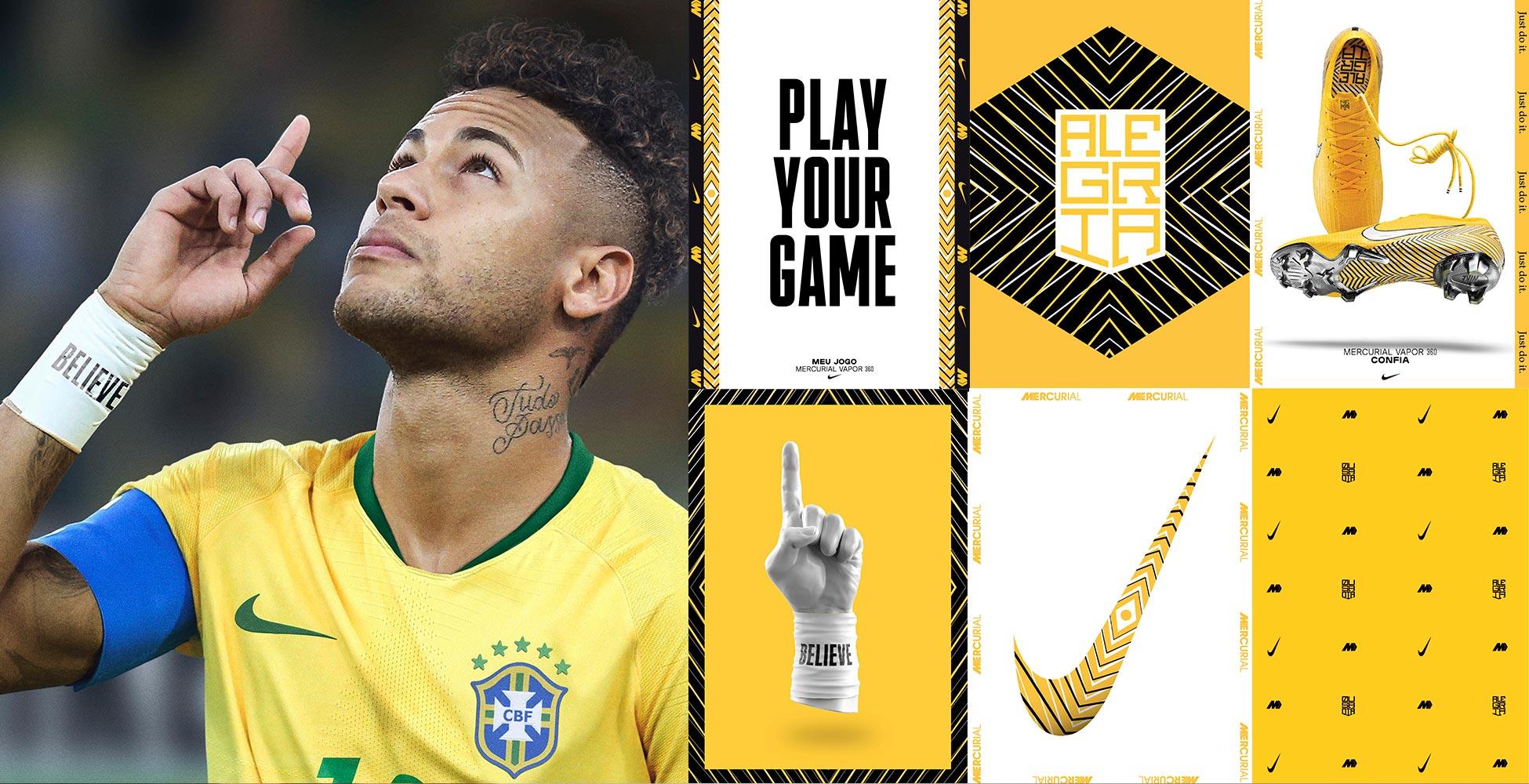 22d2b7d24 Nike Believe Neymar. Play your game - Football store Fútbol Emotion