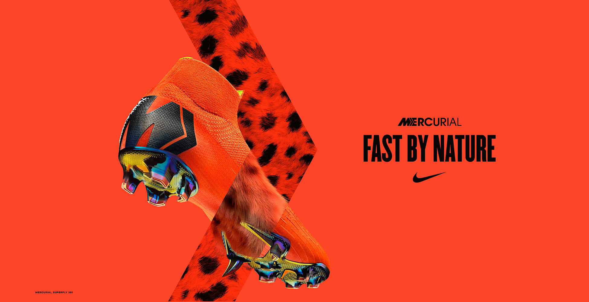 nike mercurial 360 fast by nature football store fútbol emotion