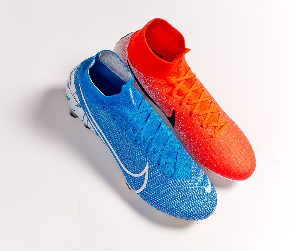 hacer clic Visión general presión  Nike Mercurial New Lights - Football store Fútbol Emotion