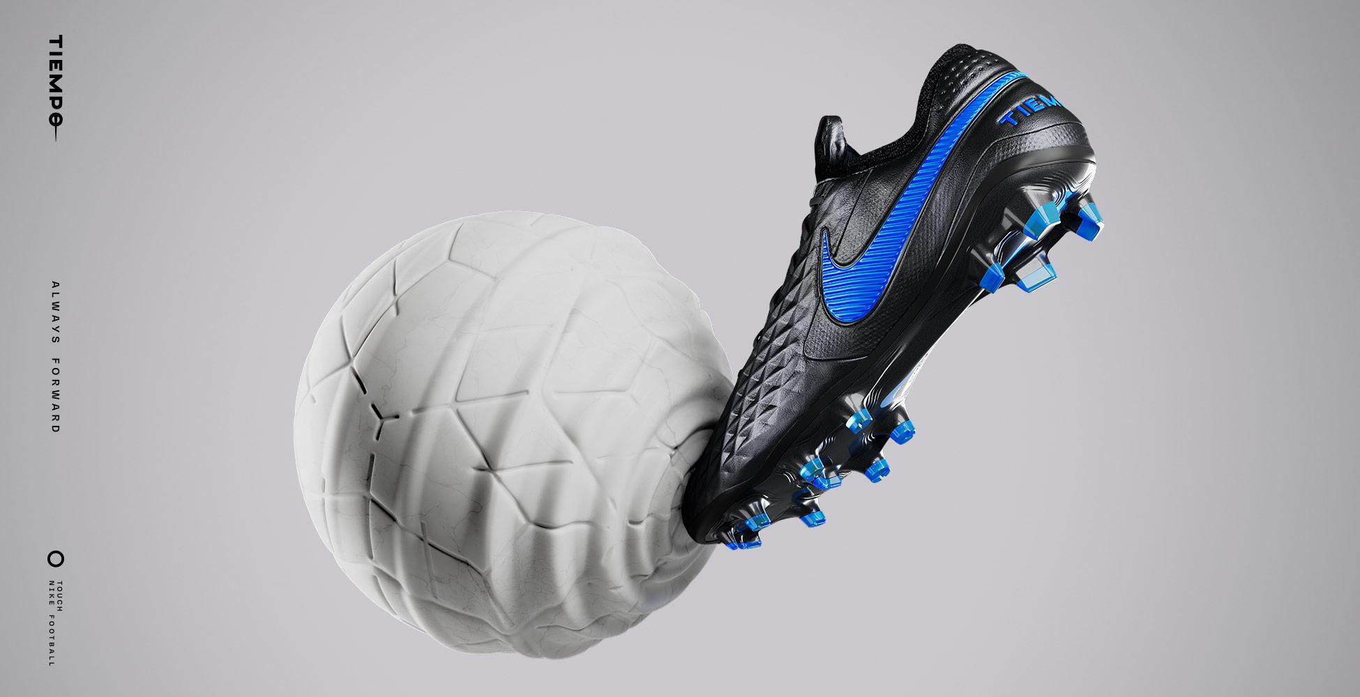 desconcertado Factura pegatina  Nike Tiempo 8 - Football store Fútbol Emotion