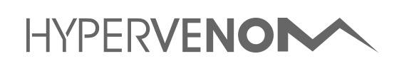 Logo Nike Hypervenom
