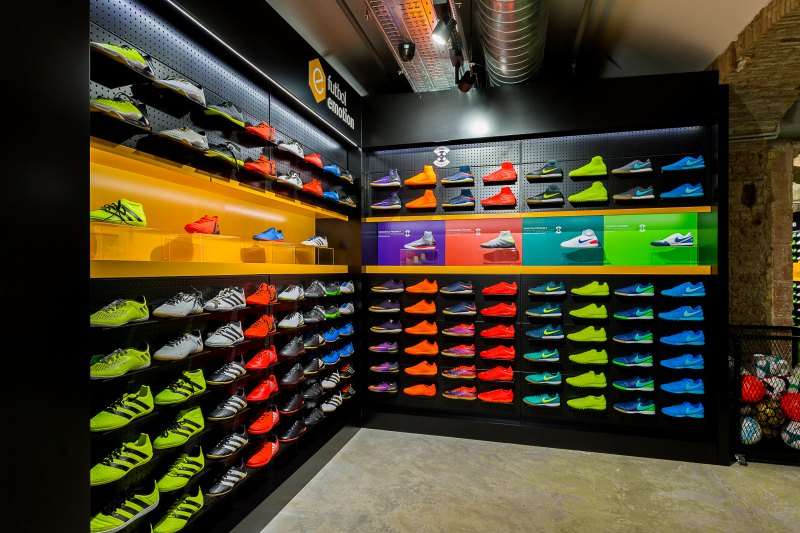comprar botas de fútbol en málaga