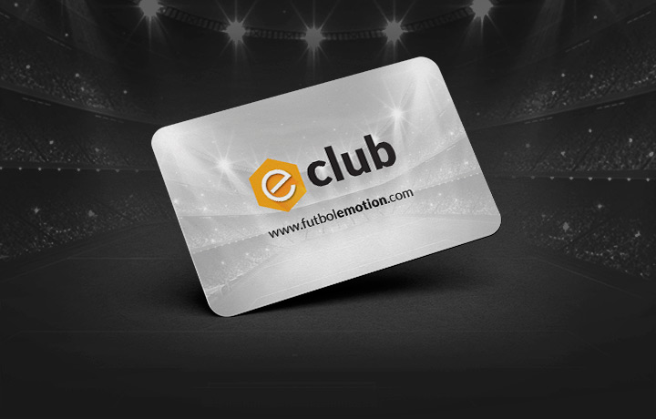 The e-Club Membership Card